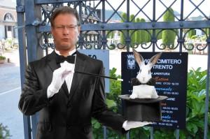 sindaco e coniglio