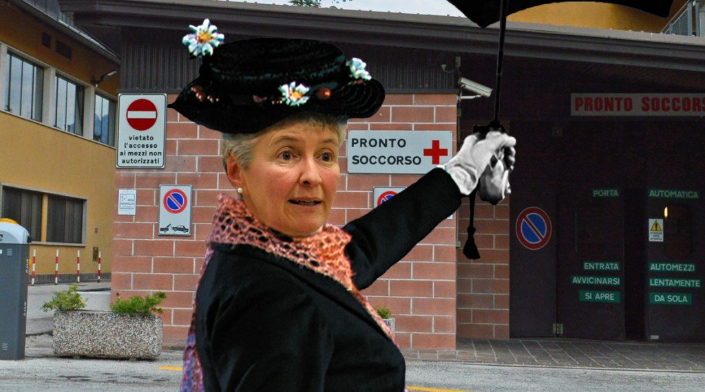 Mary Poppins - Borgonovo Re