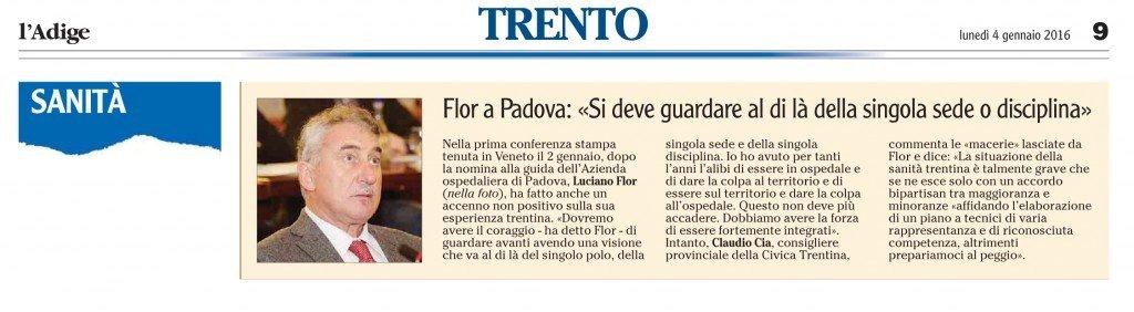 Flor a Padova