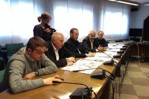 conferenza stampa Baratter
