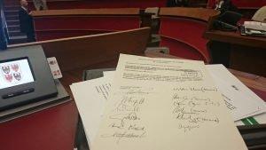 emendamento Regione