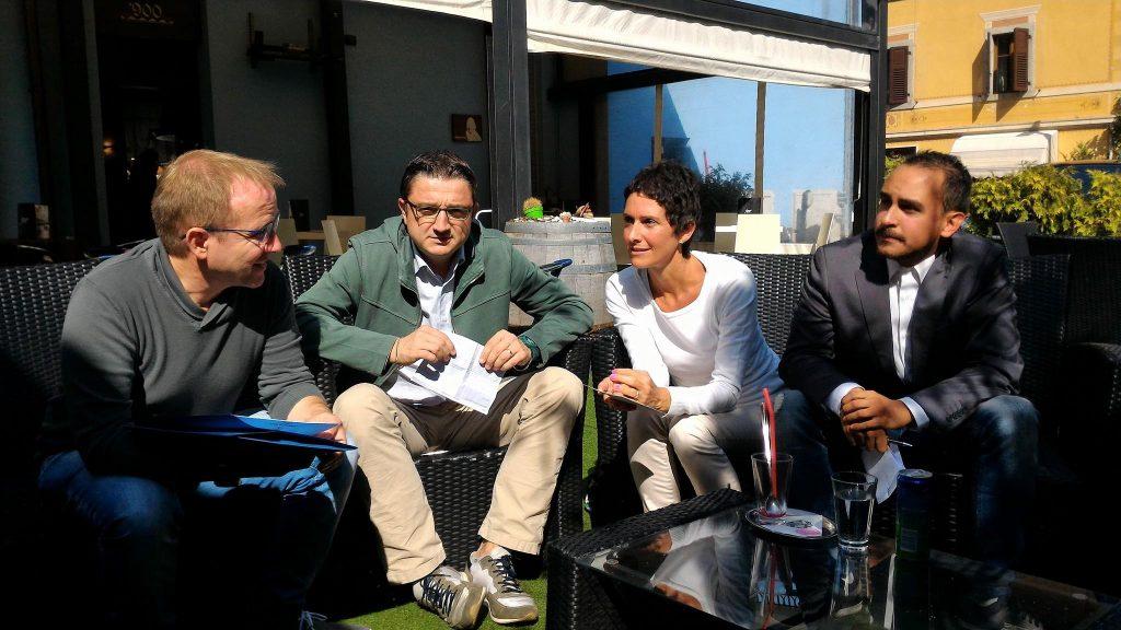 conferenza stampa Tione